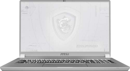 MSI WS75 10TK-602-17,3' 4K-UHD, Intel i7-10875H, 32GB RAM, 1TB SSD, Quadro RTX3000, Windows 10 Pro
