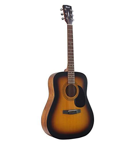 Cort A-001-1597-2 Guitare acoustique folk avec sac