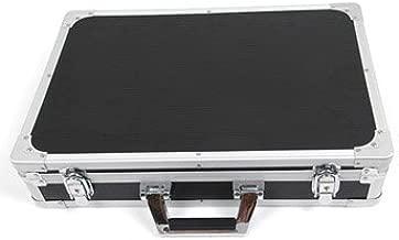 CNB PDC-410C Black Locking Aluminum Pedal Case