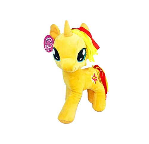My little Pony Hasbro 82864 Friendship is Magic, Plüschtier Sunset Shimmer, 30cm