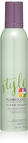 Pureology Clean Volume Mousse 241 g