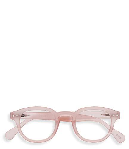 IZIPIZI #C Pink Reading Glasses +1 Pink