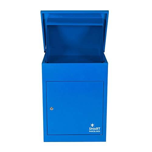 Paketbriefkasten Smart Parcel Box, blau - 4