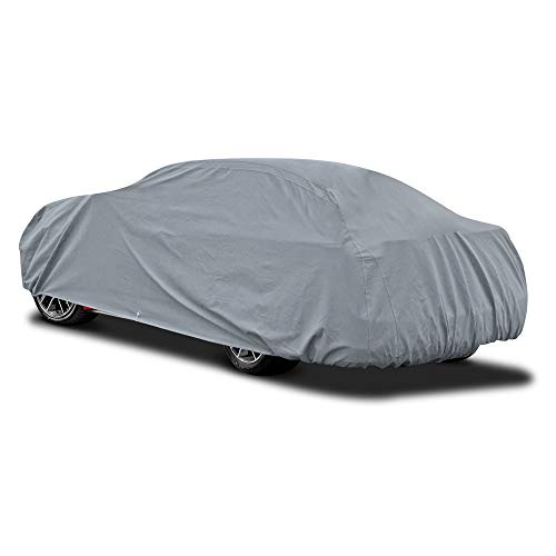 BDK Quad-Layer Heavy Duty Waterproof Car Cover for Chevrolet Corvette