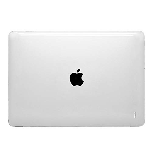 aiino Hard Shell Case Glossy MacBook Pro 13' (2020) - Transparent