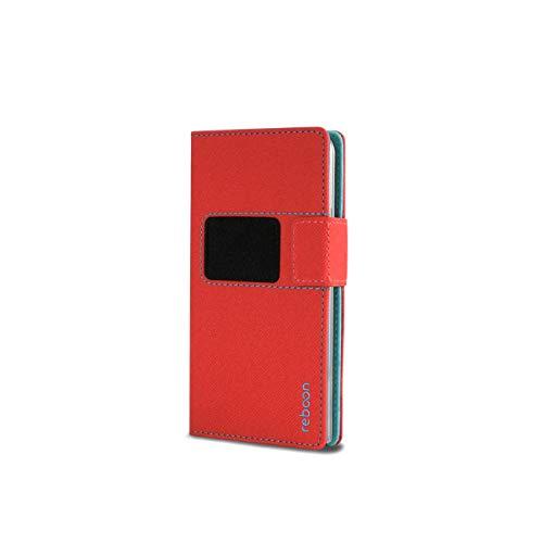 Hülle für Ulefone Future Tasche Cover Hülle Bumper | Rot | Testsieger