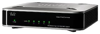 Cisco SD2005 5-port 10/100/1000 Gigabit Switch (B0000C20XG)   Amazon price tracker / tracking, Amazon price history charts, Amazon price watches, Amazon price drop alerts