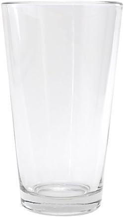 Anchor Hocking Pint Mixing Glass - Rim Tempered - 16 Oz,  (4)