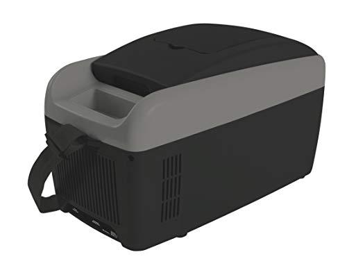 BLACK+DECKER Mini Geladeira de 6L 12V Cinza BDC6LLA