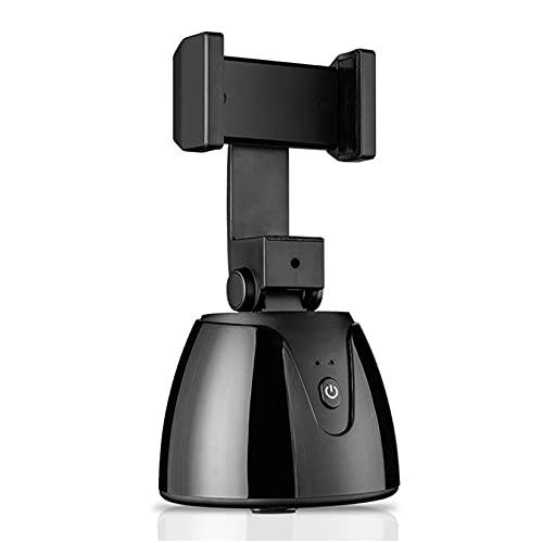 Phone Smart Tracking Supporto per Telefono Cellulare Stabilizzatore per Fotocamera Selfie Stick con Rotazione di 360° Smart Object Track