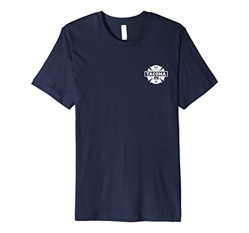 Tacoma FD Logo T-Shirt