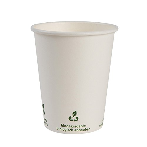 Vasos Cafe Carton 200 Ml vasos cafe  Marca BIOZOYG