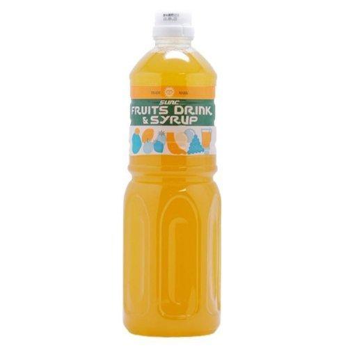 【業務用】パイン濃縮ジュース(果汁濃縮パイナップルジュース)希釈タイプ1L