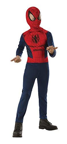 Rubies - Disfraz de Spiderman para niño, S (3-4 años) Rubie