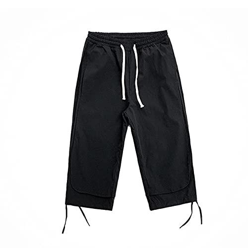 Generic-2 Pantalones de salón para Hombres Pantalones Suelt