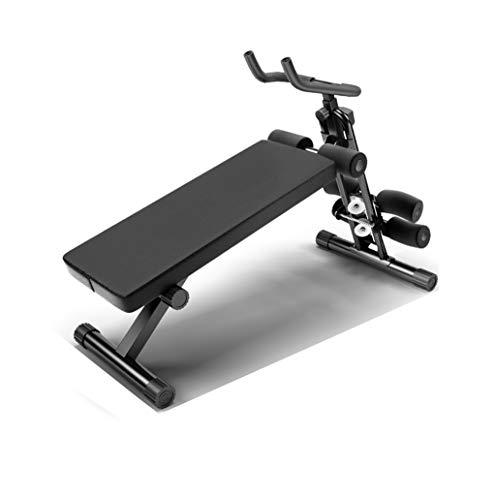 Sit-up board Tavola supina Multifunzionale, tavola Addominale Domestica, Fitness Addominale, Dati, Nero