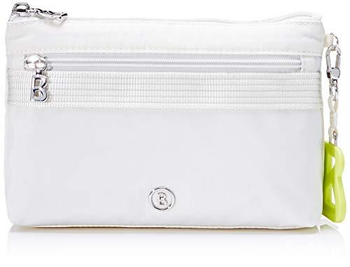 Bogner Damen Verbier Leni Washbag Shz Taschenorganizer, Weiß (white), 6x15x21 cm