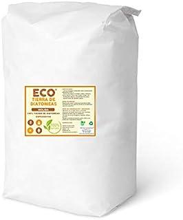 ECO Tierra de diatomeas Micronizada 20kg - Producto 100%