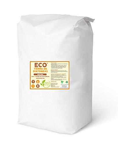 ECO Tierra de Diatomeas Terra di diatomee 25 kg macinata | Commestibile...