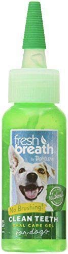 Fresh Breath Clean Teeth Gel for Dogs, 2 oz -Original Mint Indiana
