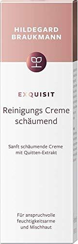 Hildegard Braukmann Exquisit Reinigungscreme schäumend, 100 ml