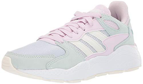 adidas Women's Chaos Sneaker, aero Blue/Cloud White/ice...
