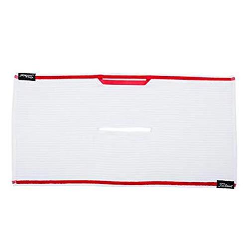 Titleist Players Golf Towel, White