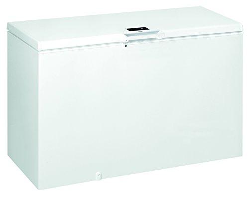 HOTPOINT CS1A250HFA 251 Litre Chest Freezer 70cm Deep Frost Free 100cm Wide - White