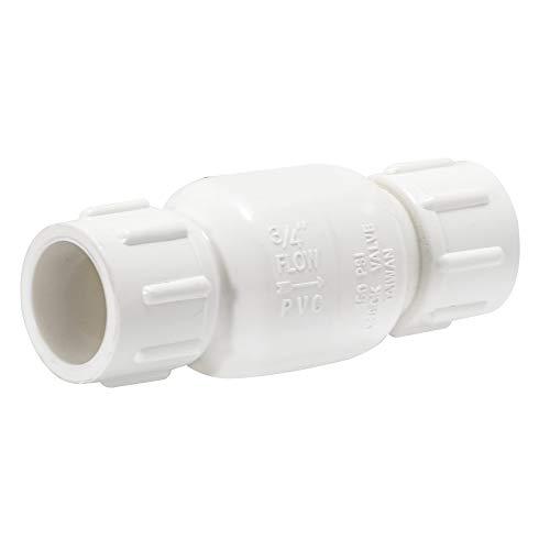 EZ-FLO 20453 Clapet anti-retour en ligne en PVC
