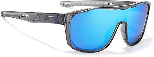 M STAR Gafas de Sol polarizadas Anti-UV 400 Ciclismo al Aire Libre Gafas Deportivas para Carreras, Correr, Pescar, Gafas para montañismo Senderismo Actividades al Aire Libre,5