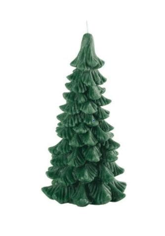 Villeroy & Boch 3593910052 Christmas Toys 2019 Kerze Tannenbaum L 25cm (1 Stück)
