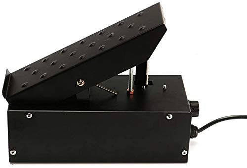 SUSEMSE Pedal de control de pie Interruptor de corriente de alimentación adecuado 2+3pin para Super 200p wse200 y TIG 200P AC/DC 315P TIG-315P AC/DC y otros tig máquina de soldadura