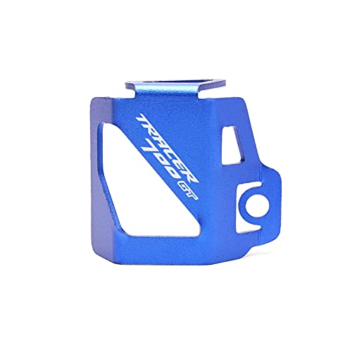 VSKTE Protector de protección de protección de fluidos Traseros de Motocicleta Fit para Yamaha TRACER900 GT Tracer 900 700 GT TRACER700 MT09 MT07 2017-2021 Cápsulas de Tanques