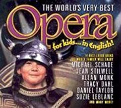 opera for kids cd