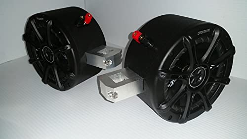 Kicker Golf Cart Speakers EZ GO Club Car Yamaha Radio Stereo Pods