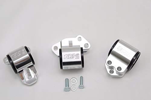 1320 Performance B & D series motor mount 3 bolt driver side billet EG DC2 75A Stiffness