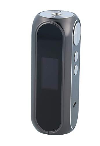 OBS Cube X 80 Watt Akkuträger - Farbe: gunmetal