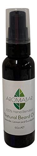 Bartöl 60ml mit Lavendel, Zitrone & Eukalyptus Natürliche Öle
