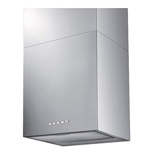 Campana extractora de cocina de 40 cm, instalación de pared, Tipo Canalizado, color acero inoxidable: Amazon.es: Grandes electrodomésticos