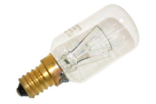 Ampoule de four SES E14 40 W Pièce d'origine : 481281728455.