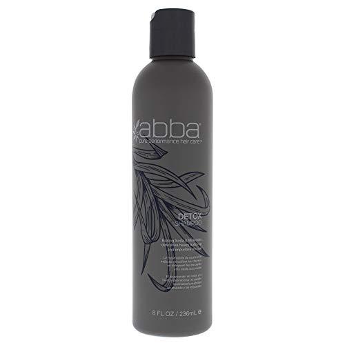 ABBA - Pure Detox Shampoo - Baking Soda & Molasses - Detoxifies Heavy Build...