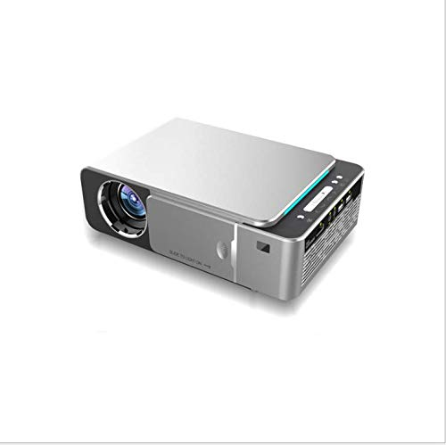 Projector LCD Projector Android System Airplay Mircast Same Screen Diffuse Reflection Home Theater Party Entertainment Best Gift
