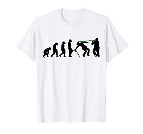 Lasertag Juego de láser-tag regalo gamer Evolución Lasertag Camiseta