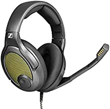 Drop + Sennheiser PC38X Gaming Headset — Noise-Cancelling Microphone with Over-Ear Open-Back Design, Velour Earpads, Compatible with PC, PS4, PS5, Switch, Xbox, Mac, Mobile, and More