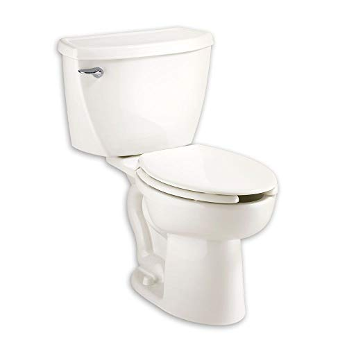 American Standard 2467.100.020 Cadet Flowise Pressure Assisted Elongated Right-Height Two-Piece Toilet