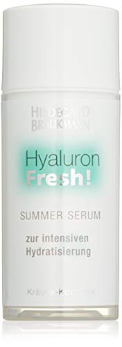 Hildegard Braukmann Pflege Hyaluron Fresh! Summer Serum, 1er Pack (1 x 30 ml)