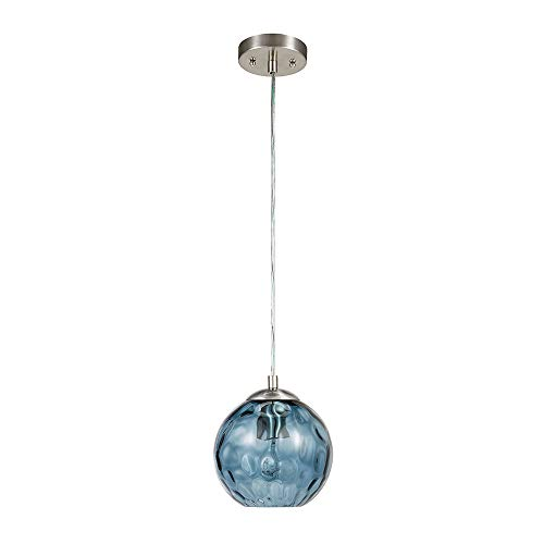 Catalina Lighting 22158-000 Contemporary Small Hammered...