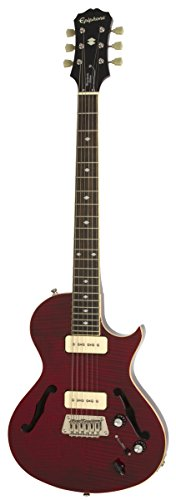 Epiphone Blueshawk DELUXE Semi-Hollowbody Electric Guitar, Wine Red