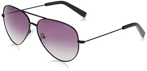 NAUTICA EYEWEAR Mens N4639SP Sunglasses, Black, 6013