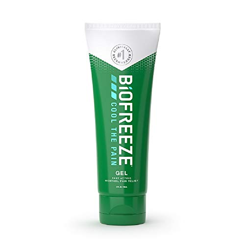 Biofreeze Pain Relief Gel, 3 oz. Tube